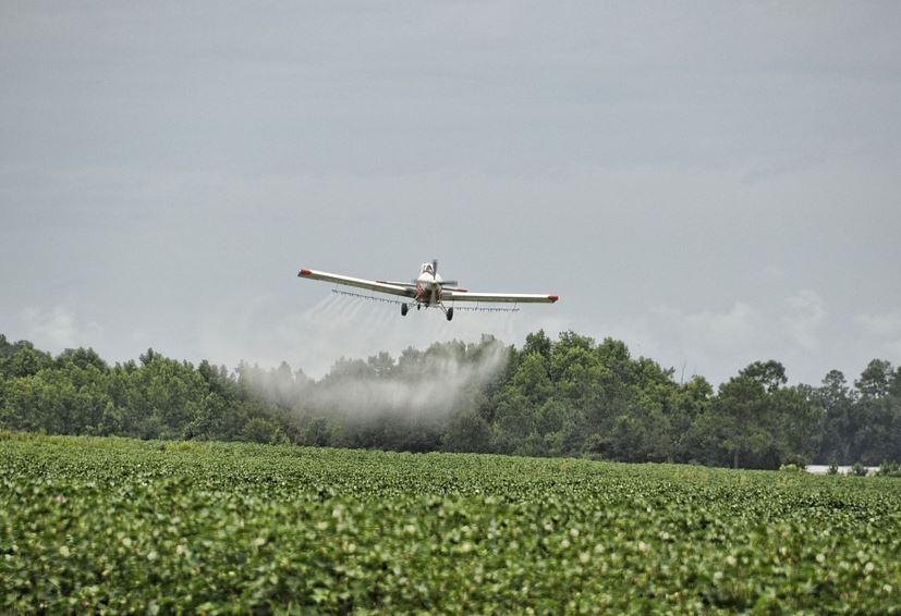 Le glyphosate bientôt épandu par drone ! Vive le progrès !