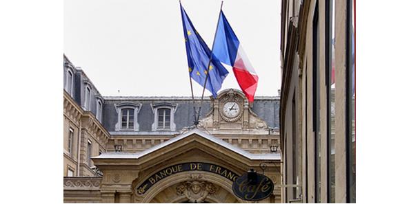 Croissance: la Banque de France abaisse sa prévision pour le premier trimestre
