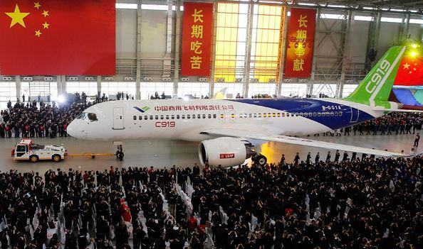 2ème vol pour le gros-porteur chinois
