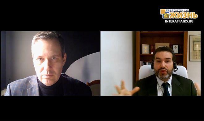 Interview de Ch. Sannat pour le site du ministère des Affaires étrangères russe sur la Catalogne
