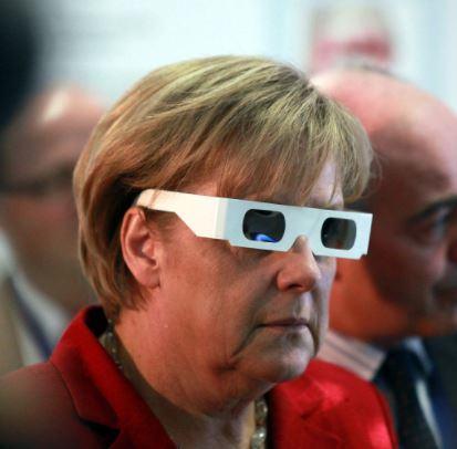 Merkel prudente au sujet des projets européens de Macron