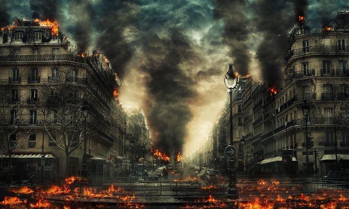 Sur LCI. La fin d'un monde. Nos sociétés sont-elles au bord de l'effondrement ?