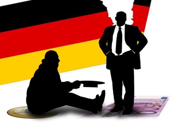 L'Allemagne est aussi un pays pauvre !