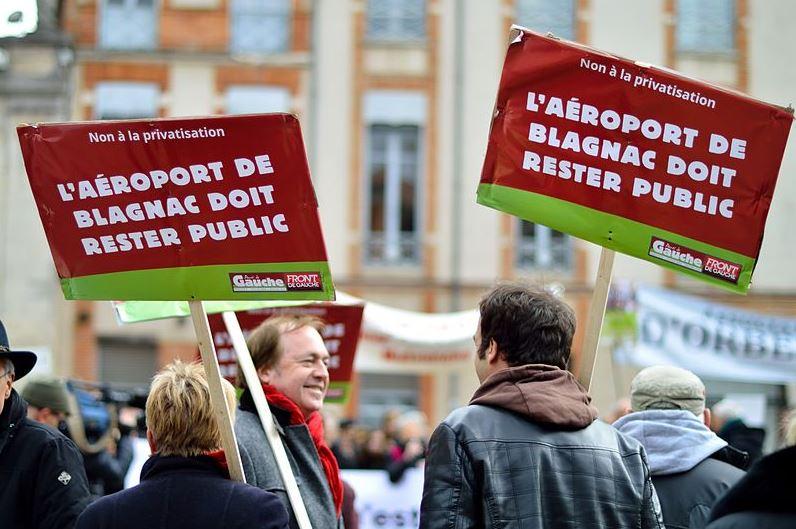 « Toulouse : l'aéroport privatisé revendu par les Chinois !! » L'édito de Charles SANNAT