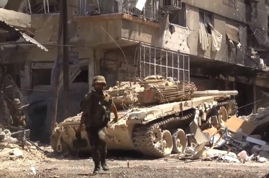 Damas invite les compagnies russes à reconstruire la Syrie