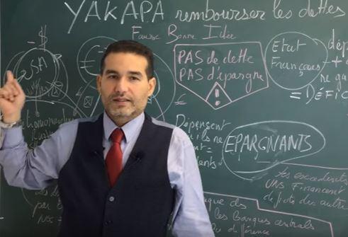 VIDÉO – L'Éco par le prof : «YAKAPA rembourser la dette»