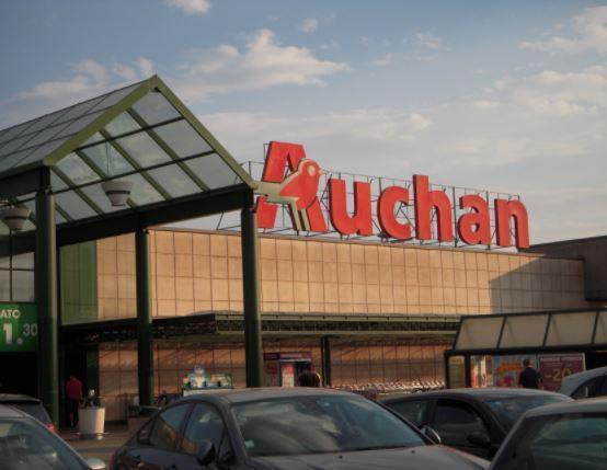 Chine : Auchan ouvre une boutique sans employés à Wuhan