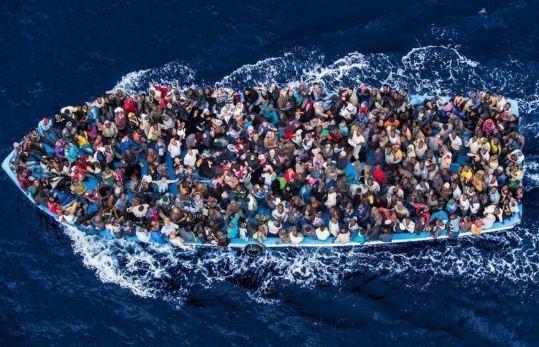 Migrants : Italie frontière maritime déjà fermée