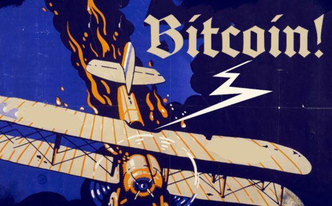 Le Bitcoin en chute libre après… un gros piratage !