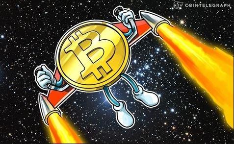Le Bitcoin à 19 000 $ pour 320 milliards de valorisation