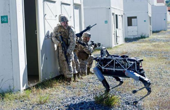 «Allez-vous investir dans des robots tueurs ?», par Sylvain Devaux