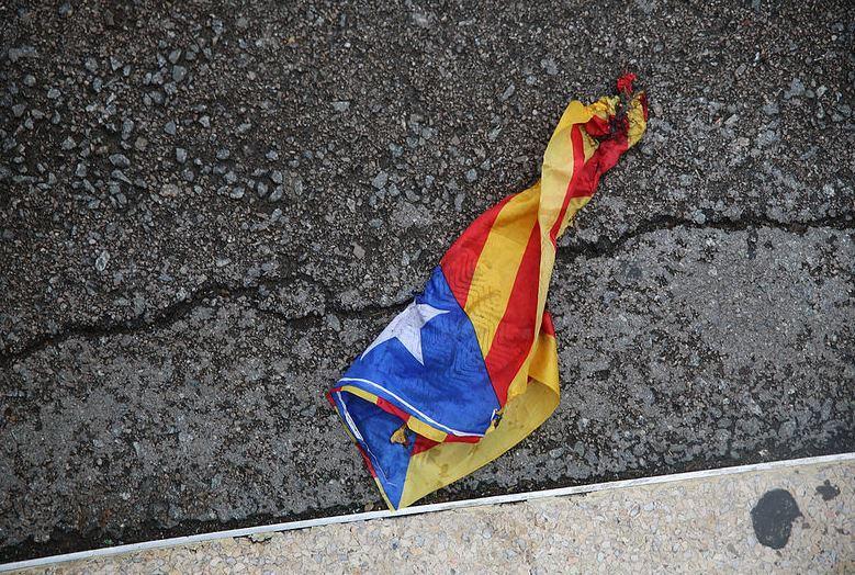 La note de la Catalogne sous surveillance négative