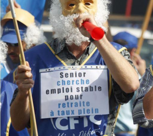 Emploi : des seniors intérimaires avant la retraite