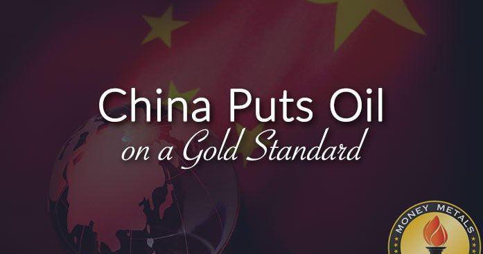 « VIDÉO – Le pétroyuan convertible en or et l'effondrement du dollar. Vraiment ? » L'édito de Charles SANNAT