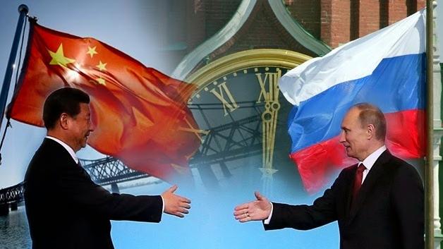 Plus de 100 milliards de dollars d'échanges entre la Chine et la Russie attendus pour 2018