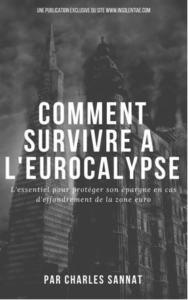 dossier comment survivre à l'eurocalypse