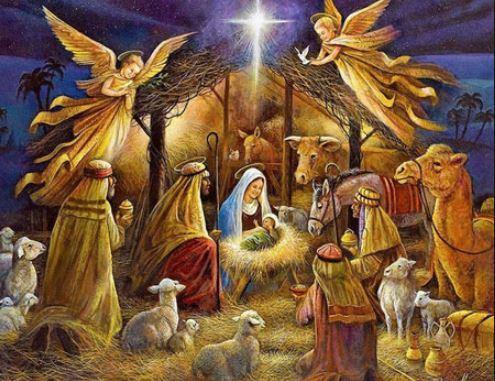 « Joyeux Noël ! » L'édito de Charles SANNAT