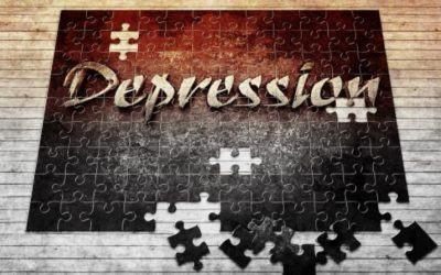 dépression puzzle crise récession mondiale