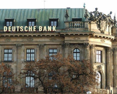Esseulée, la Deutsche Bank obligée de se restructurer