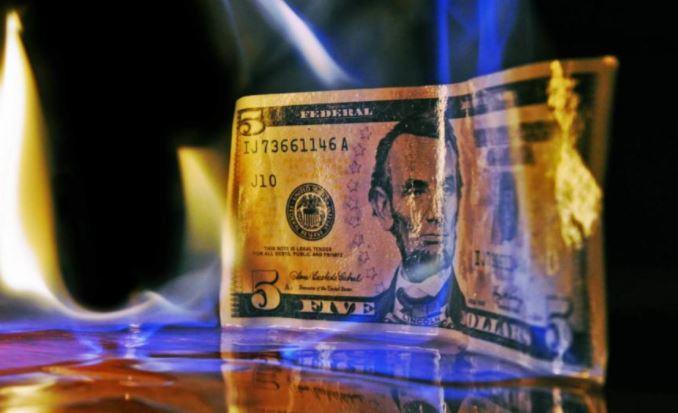 «Dollar : pourquoi il faut le fuir ?», le billet de notre ami Hubert Boeltz