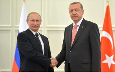 Erdogan appelle Poutine à renoncer au dollar dans les échanges
