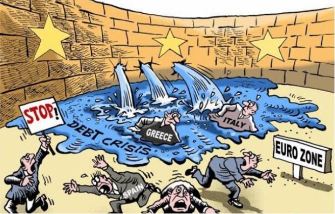 """« Détricotage de l'euro en cours. La BCE plaide pour des """"bad banks"""" nationales !! » L'édito de Charles SANNAT"""