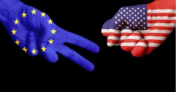Tensions Europe USA guerre commerciale guerre monétaire
