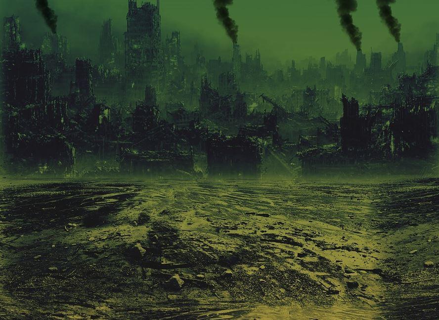 fin du monde ruines
