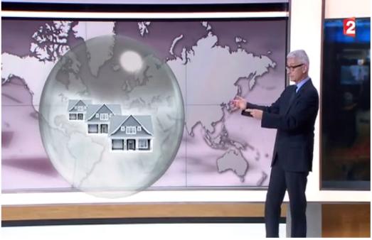 Les bulles immobilières, le carburant de nos économies