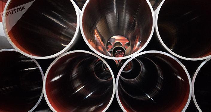 Gazoduc Nord Stream 2 : le 1er feu vert donné en Allemagne