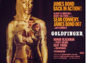 L'histoire secrète et étrange de l'opération Goldfinger
