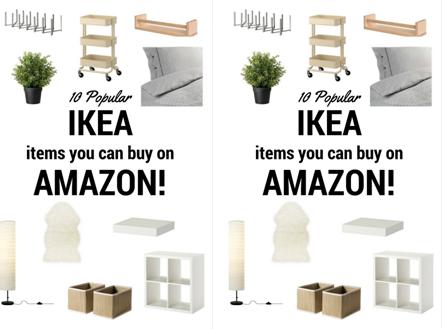 « Révolution!! Et si vous achetiez vos meubles Ikea sur Amazon ? » L'édito de Charles SANNAT