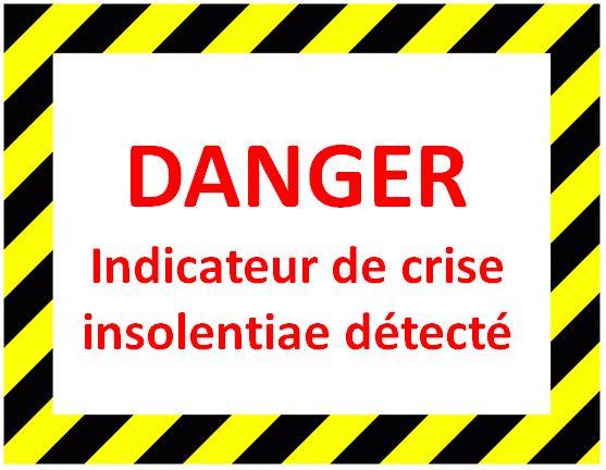 « Incohérence pétrole/bourse = danger !! » L'édito de Charles SANNAT