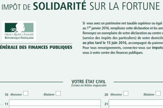 Paradoxe français ! Les associations gaucho/bobo inquiètes de la suppression de l'ISF !