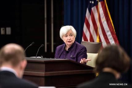 Janet Yellen envisage une hausse des taux de la FED en mars