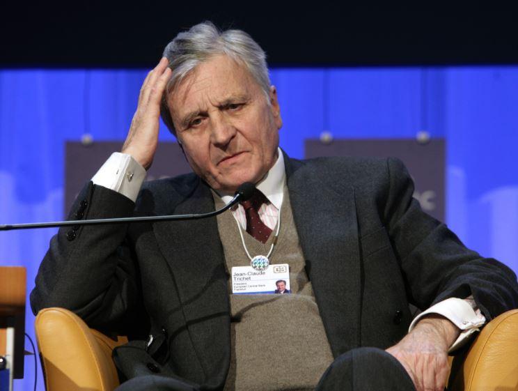 Pour Jean-Claude Trichet, le système financier mondial est aussi vulnérable qu'en 2008 !