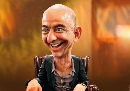 La guerre Trump-Bezos