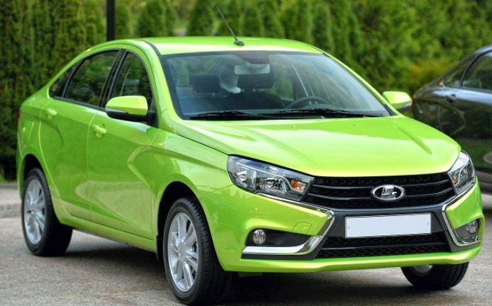 Renault vend plus grâce à Lada