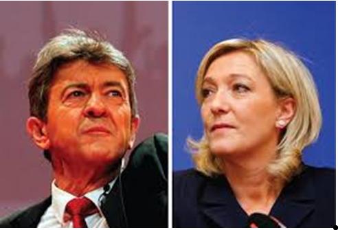 « 2e tour Le Pen/Mélenchon ! Vous choisissez qui? » L'édito de Charles SANNAT