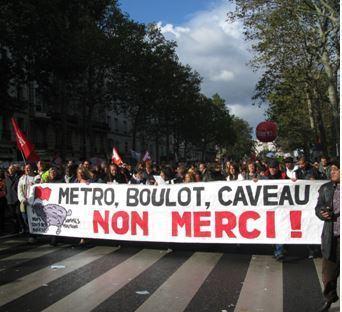 Macron t'es foutu, les «vieux» sont dans la rue!!!