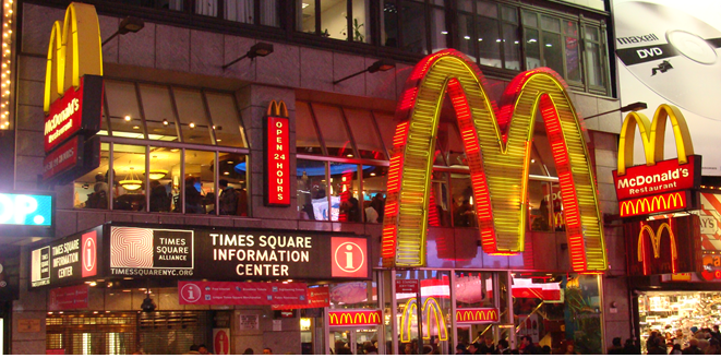 « Boycott. Mac Do ferme 3 restaurants. Plus de personnel !! » L'édito de Charles SANNAT