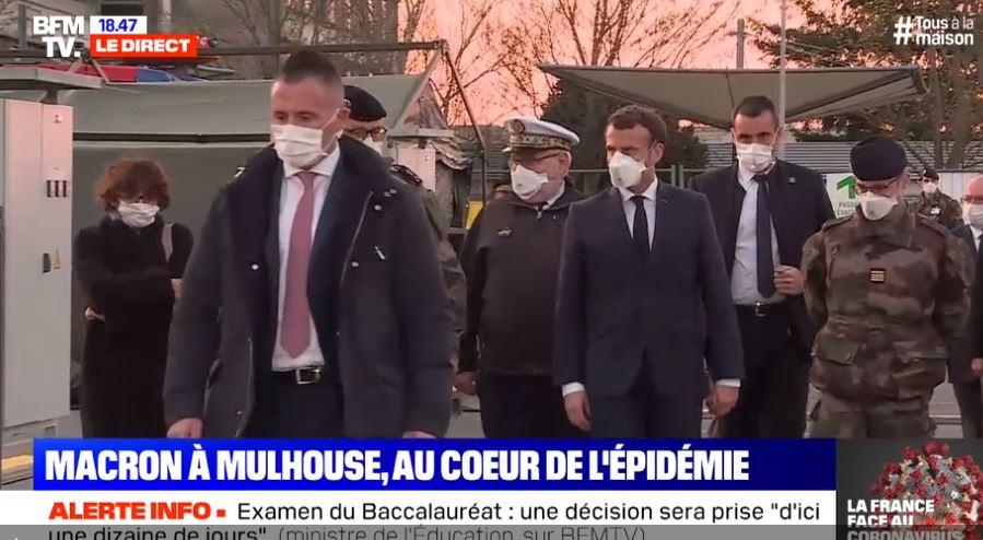 Macron, une France indépendante en masques et dépendante pour tout le reste !