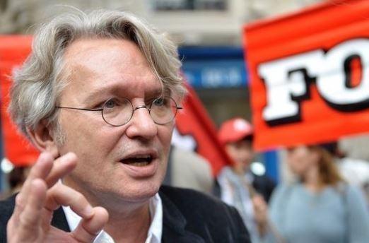 Jean-Claude Mailly, ex-leader de FO, travaille dans le privé