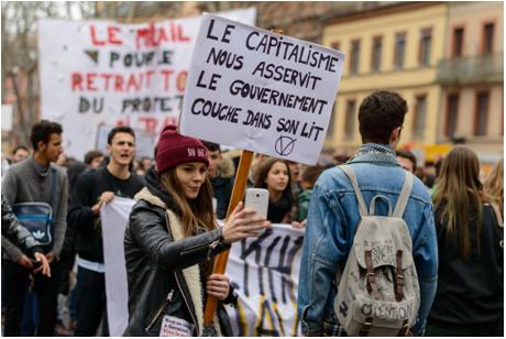 Le retour des manifs, des grèves et de la grogne sociale