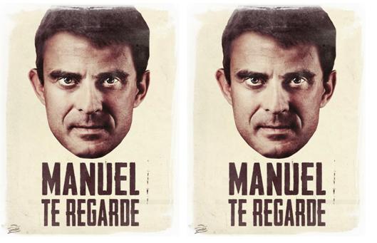 Docteur Manu et Mister Valls !!