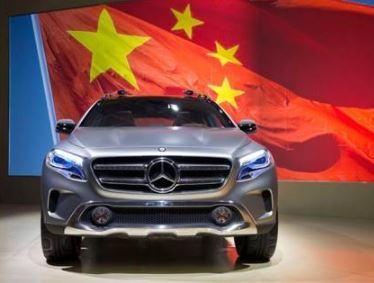 Ce milliardaire chinois qui rachète Mercedes !!! Das pas drôle du tout !!