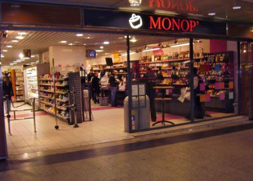 Monoprix va vendre des produits alimentaires sur Amazon