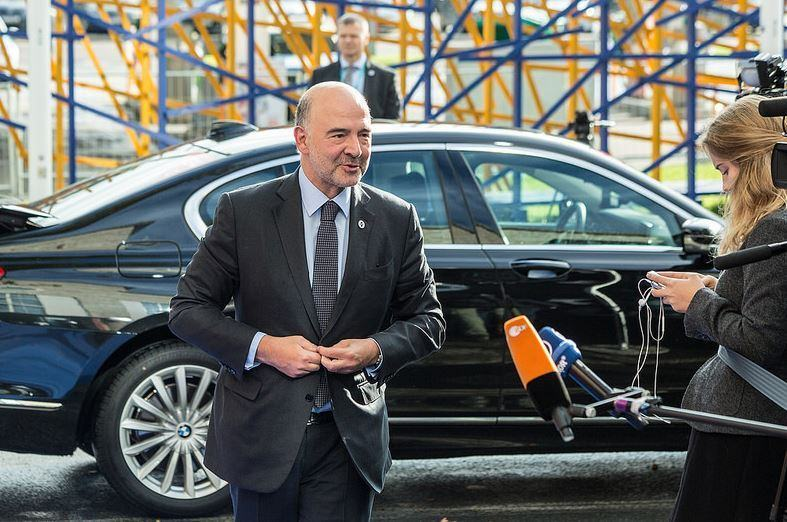 Pierre Moscovici attaque l'Italie : « Les dérapages italiens sont considérables »