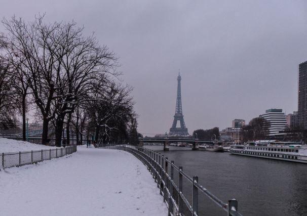 Neige : les Parisiens découvrent la liberté des prix à travers les tarifs des VTC