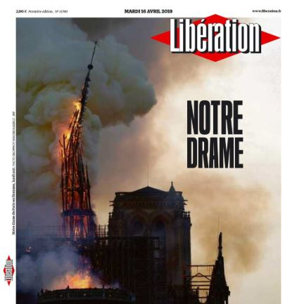 «Les ruines de Notre Dame sont à l'image de notre pays en ruine » L'édito de Charles SANNAT